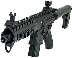 Sig Sauer MPX ASP Air Rifle with Red Dot Sight