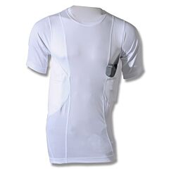 Tru-Spec 24-7 Series Concealed Holster Shirt White Extra Small