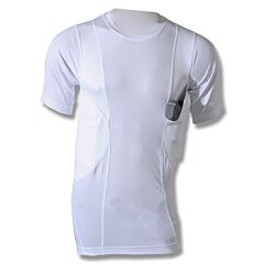 Tru-Spec 24-7 Series Concealed Holster Shirt White Small