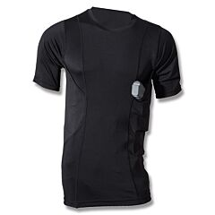 Tru-Spec 24-7 Series Concealed Holster Shirt Black Small