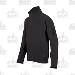 Tru-Spec 24-7 Series Tactical Softshell Jacket - Black - L