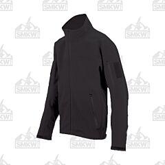 Tru-Spec 24-7 Series Tactical Softshell Jacket - Black - L