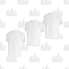 Tru-Spec Comfort T-Shirt 3-Pack White Small