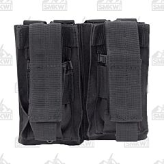 5ive Star Gear MPD-5S Double Pistol Mag Pouch Black