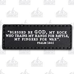 5ive Star Gear Morale Patch Psalm 144:1