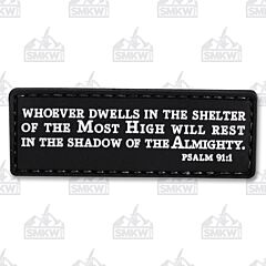 5ive Star Gear Morale Patch Psalm 91:1