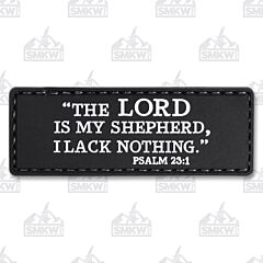 5ive Star Gear Morale Patch Psalm 23:1