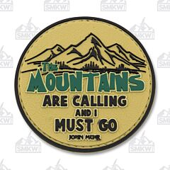 5ive Star Gear Morale Patch The Mountains Are Calling