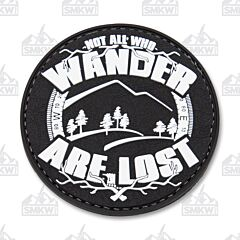 5ive Star Gear Morale Patch All Who Wander Glow