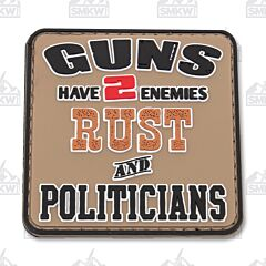 5ive Star Gear Morale Patch Rust and Politicians