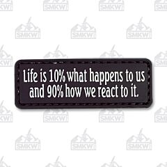 5ive Star Gear Morale Patch Life Is 10% What Happens