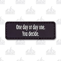 5ive Star Gear Morale Patch One Day Or Day One