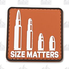 5ive Star Gear Morale Patch Size Matters