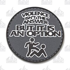 5ive Star Gear Morale Patch Violence Isn't