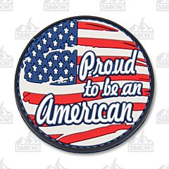 5ive Star Gear Morale Patch Proud To Be An American