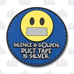 5ive Star Gear Morale Patch Silence Is Golden