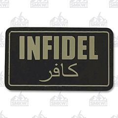 5ive Star Gear Morale Patch Infidel