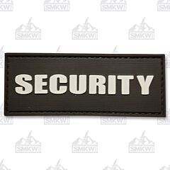 5ive Star Gear Morale Patch Security Black White