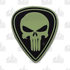 5ive Star Gear Morale Patch Glow-in-the-Dark Skull