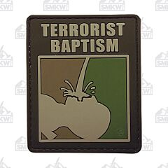 5ive Star Gear Morale Patch Terrorist Baptism