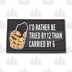 5ive Star Gear Morale Patch Tried By 12
