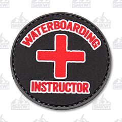 5ive Star Gear Morale Patch Waterboarding Instructor