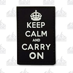 5ive Star Gear Morale Patch Keep Calm And Carry On