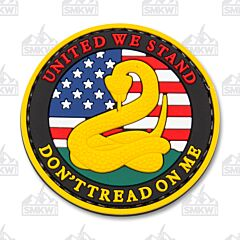 5ive Star Gear Morale Patch Don't Tread On Me