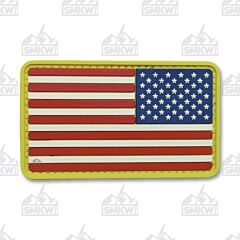 5ive Star Gear Morale Patch Reversed US Flag