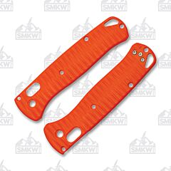 Allen Putman Orange Bugout G-10 Scales