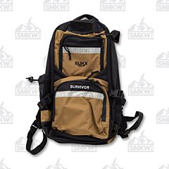 American Tactical Rukx Survivor Backpack Tan