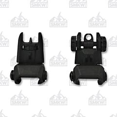 American Tactical Front and Rear AR Sight