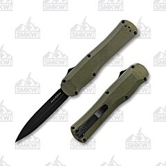Benchmade 3400 Autocrat Olive Drab G-10