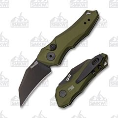 Kershaw Launch 10 OD Green