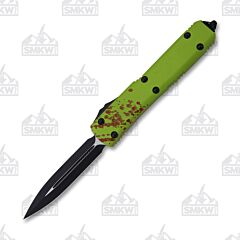 Microtech Ultratech Zombie Tech D/E Tactical Standard
