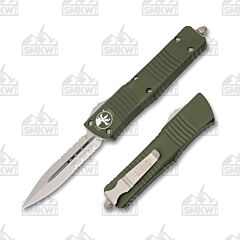 Microtech Combat Troodon D/E OD Green PS