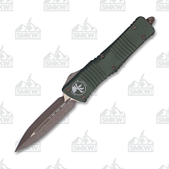Microtech Combat Troodon D/E Bronze Apocalyptic OD