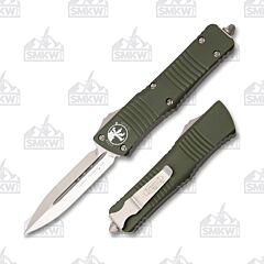 Microtech Combat Troodon D/E OD Green