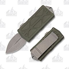 Microtech Exocet OD Green Apocalyptic