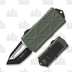 Microtech Exocet T/E OD Green