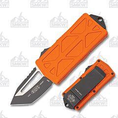 Microtech Exocet T/E Orange Tanto