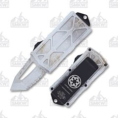 Microtech Exocet T/E Sandtrooper Serrated