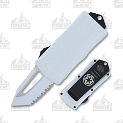 Microtech Exocet T/E Stormtrooper Serrated