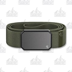 Groove Life Belt Gun Metal Olive Gray