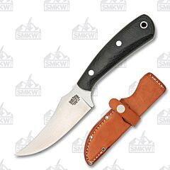 Bark River Knives Fingerling Black