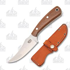Bark River Knives Fingerling Natural