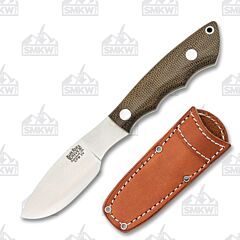 Bark River Knives Mini Canadian Green