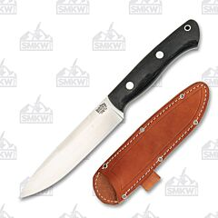 Bark River Knives Aurora II Black