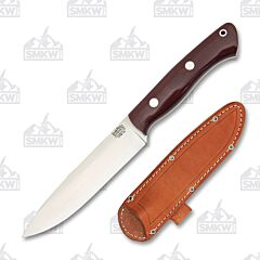 Bark River Knives Aurora II Burgundy