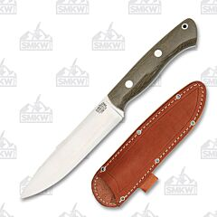 Bark River Knives Aurora II Green